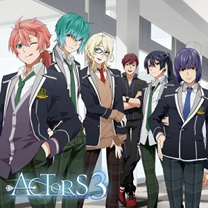 (おまけ付)EXIT TUNES PRESENTS ACTORS3(通常盤) / V.A. (CD)QWCE-445-SK