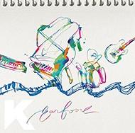 ☆【おまけ付】Ear Food / K 【CD】 SRCL-8856-SK