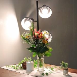 フロアライト 3灯 | 照明器具 スタンド 間接照明 照明 スタンドライト フロアスタンド フロアランプ 北欧 おしゃれ (C195)