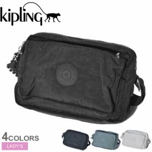 キプリング ショルダーバッグ レディース アバヌ エム ブラック 黒 ネイビー 紺 KIPLING KI7076 バッグ カバン ブランド シンプル 鞄 旅