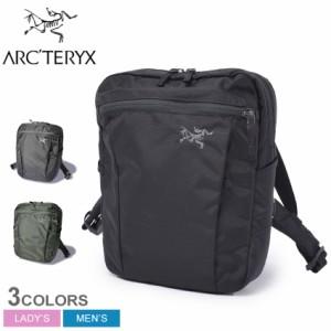 アークテリクス ショルダーバッグ レディース メンズ マンティス スリングパック ブラック 黒 ARC'TERYX 25816 鞄 肩掛け 斜め掛け スト