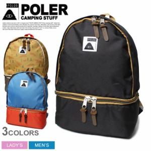d217bf644b1f POLER ポーラー バックパック ワイルドウッド パック 612012 レディース メンズ デイパック リュックサック バッグ