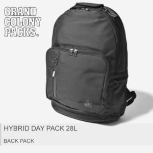 666475b3fac1 GCP グランドコロニーパックス バックパック ハイブリッドデイパック リュック バッグ 鞄 通勤 通学 28L 183001 メンズ