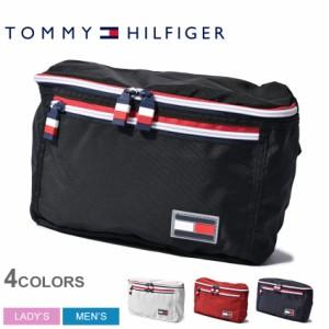 TOMMY HILFIGER トミーヒルフィガー ボディバッグ ザ シティ トレック ウエスト バッグ 鞄