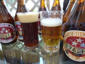 クラフトビールパーティ6本セット 名古屋赤味噌ラガー330ml×3本 ミツボシピルスナー330ml×3本