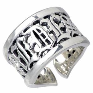 DEAL DESIGN ディールデザイン シルバー リング 指輪 メンズ トリックホース 390906