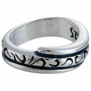 FREE STYLE フリースタイル シルバー リング 指輪 レディース アラベスク FSR-035