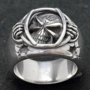 Guillaume ギローム シルバー リング 指輪 メンズ フリーダム5 送料無料 Gu-R-017