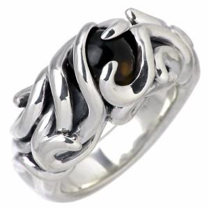 GIGOR ジゴロウ シルバー リング 指輪 メンズ レディース ストーンディスティ NO-188