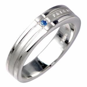 waCca ワッカ シルバー リング 指輪 レディース メンズ ブルーダイヤモンド PCWR019BD