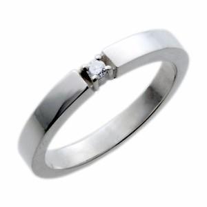リング 指輪 レディース メンズ waCca ワッカ シルバー ダイヤモンド PCWR033