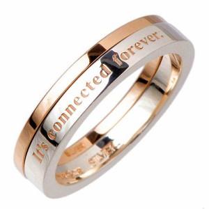 waCca ワッカ シルバー リング 指輪 レディース メンズ カラーズ2wayセット PNKR007