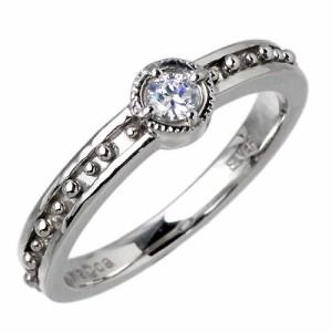 waCca ワッカ シルバー リング 指輪 レディース メンズ ヨーロピアン ロジウム PNKR025RH