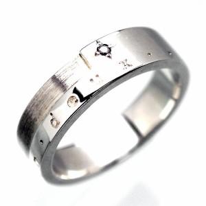 waCca ワッカ シルバー リング 指輪 レディース メンズ ダイヤモンド PR71WD