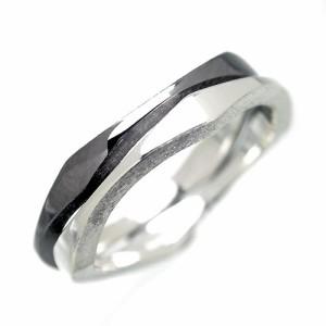 リング 指輪 レディース メンズ waCca ワッカ シルバー 2wayセット PSR001 送料無料