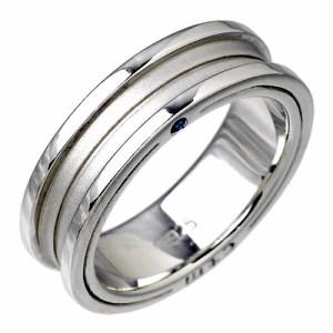 close to me クロストゥーミー シルバー リング 指輪 レディース メンズ ブルーダイヤモンド SR13-008