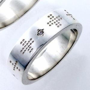 リング 指輪 レディース メンズ tip チップ シルバー ダイヤモンド TPRW016WD
