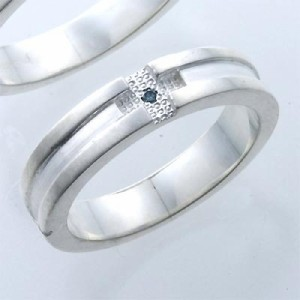 tip チップ シルバー リング 指輪 レディース メンズ ブルーダイヤモンド TPRW019BD