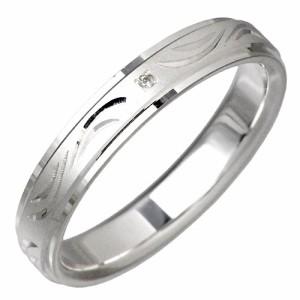 white clover ホワイトクローバー シルバー リング 指輪 レディース メンズ 手彫り ダイヤモンド sv指 WSR227SV 刻印可能