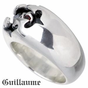 Guillaume ギローム シルバー リング 指輪 メンズ レディース フリーダム4 送料無料 Gu-R-012R