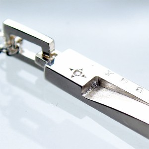 waCca ワッカ シルバー ペンダントトップ レディース メンズ ダイヤモンド PAN64WD