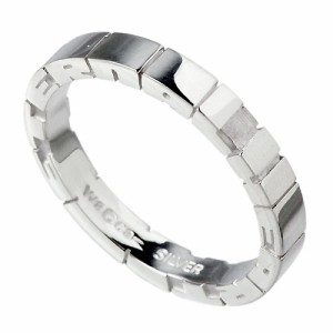 waCca ワッカ シルバー リング 指輪 レディース メンズ シークレット PNKR008-SV