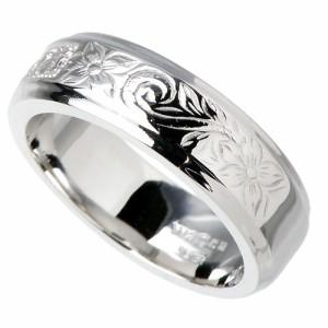 waCca ワッカ シルバー リング 指輪 レディース ハワイアンメッセージ PNKR014RH