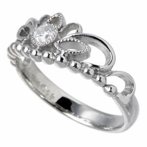 waCca ワッカ シルバー リング 指輪 レディース メンズ ヨーロピアン ロジウム PNKR022RH