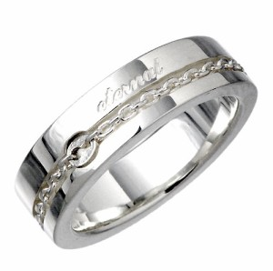 waCca ワッカ シルバー リング 指輪 レディース メンズ エターナルチェーン PSR002