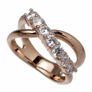 pmr wish ピーエムアールウィッシュ シルバー リング 指輪 レディース キュービックジルコニア RM-WPR117CZ