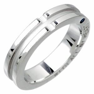 close to me クロストゥーミー シルバー リング 指輪 ペアー ブルーダイヤモンド SR14-007-P