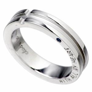 close to me クロストゥーミー シルバー リング 指輪 レディース メンズ ブルーダイヤモンド SR14-007