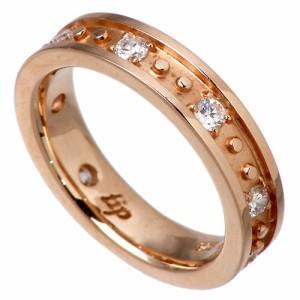 リング 指輪 レディース メンズ tip チップ シルバー キュービックジルコニア ピンク TNR009PC