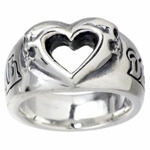 DEAL DESIGN ディールデザイン シルバー リング 指輪 メンズ レディース フォールアウト 390652