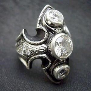 DICKY & GRANDMASTER シルバー リング 指輪 メンズ カイザー ディッキー&グランドマスター DR-18