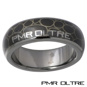 PMR OLTRE ピーエムアールオルトレ シルバー リング 指輪 メンズ ブラッククロコダイル OLR010BK-BK
