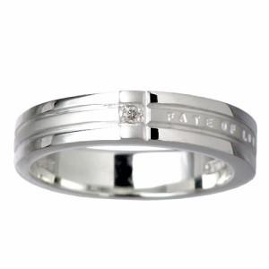 waCca ワッカ シルバー リング 指輪 レディース メンズ ダイヤモンド PCWR019WD