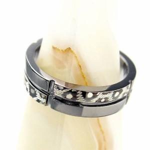 waCca ワッカ シルバー リング 指輪 レディース メンズ パンサー柄 2 PNKR2