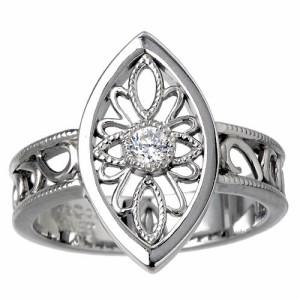 waCca ワッカ シルバー リング 指輪 レディース メンズ ヨーロピアン ロジウム PNKR020RH