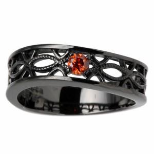 waCca ワッカ シルバー リング 指輪 レディース メンズ ヨーロピアン ブラック PNKR021BC