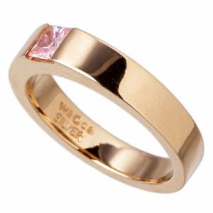 waCca ワッカ シルバー リング 指輪 レディース メンズ カラードデュオ PNKR030