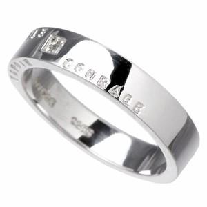 waCca ワッカ シルバー リング 指輪 ペアー ダイヤモンド PR66WD-P