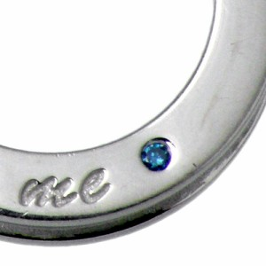 close to me クロストゥーミー シルバー ネックレス メンズ ブルーダイヤモンド SN13-027