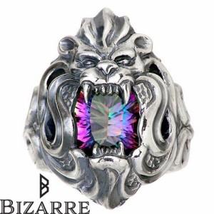 Bizarre ビザール シルバー リング 指輪 メンズ マリス SRJ069