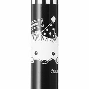 ハリネズミ柄シンプルボールペン