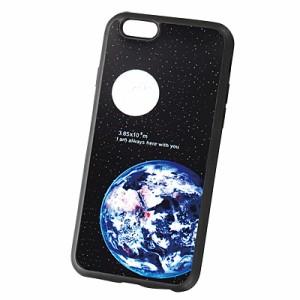 惑星柄/iPhone6用スマホケース
