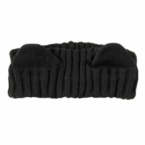 黒/ネコ耳つきヘアバンド