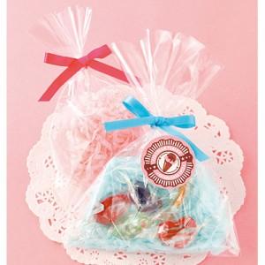 【59%OFF】ピンク/ゴム&ラッピング用リボン1セット売り