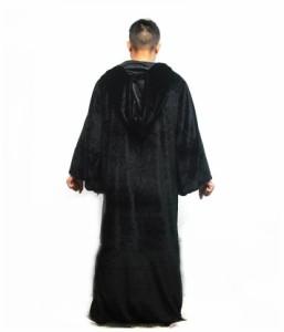 スターウォーズstarwars コスプレ ジェダイ(jedi)の騎士コスチューム ロング・ローブ  ダース・ベイダー ハロウィン仮装衣装stw0001