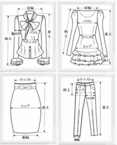 【即納】TK-dd0704 限定品 ワンピース ひざ丈スカート VネックOLワンピース-【カラー:画像参照】-【サイズ:S】